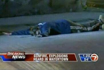 Un sospechoso del atentado de Boston muere tras un tiroteo con la Policía, el otro continúa huído