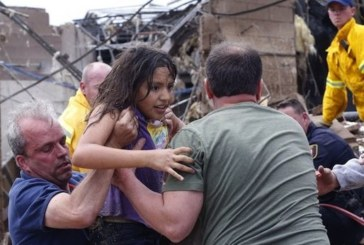 Un tornado en Oklahoma deja al menos 91 muertos USA