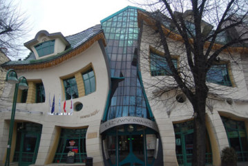 The Most Bizarre Buildings Of The World