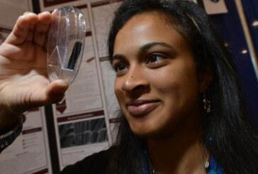 Una joven de 18 años crea una batería flexible que se carga en 20 segundos