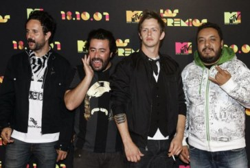 MOLOTOV TO HEADLINE 2013 JAGERMEISTER MUSIC TOUR IN CLEVELAND