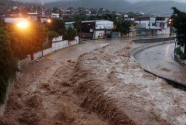 Temporal en México causa al menos 57 muertos y 1,2 millones de perjudicados.