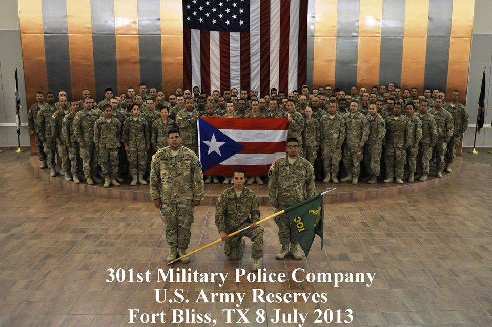 "Ohio Latino Affairs Commission recognizes the 65th Infantry Regiment – ""Borinqueneers"""