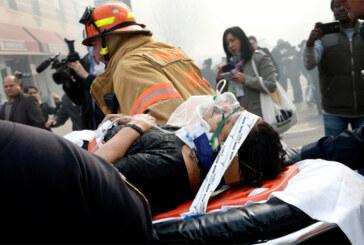 Al menos dos muertos y 18 heridos al derrumbarse dos edificios en Nueva York