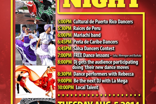 Latino Cultural Night