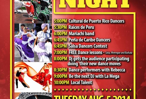 Latino Cultural Night