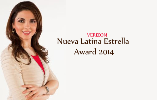 Nominations are still being accepted for the Nueva Latina Estrella Award 2014