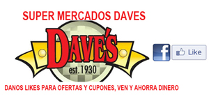 Daves supermarket