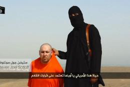 El Estado Islámico difunde un vídeo con la supuesta decapitación del periodista Steven Sotloff