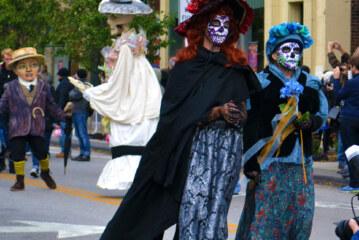 El Día de Los Muertos – Festividad Celebrada en América Latina