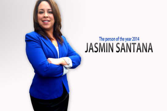 Jasmin Santana: Person of the Year 2014
