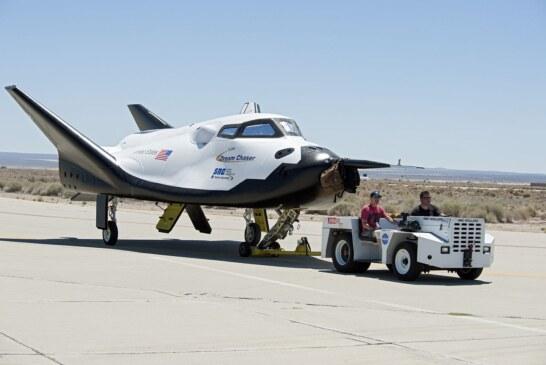 Los taxis espaciales privados volarán en 2017