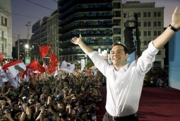 Syriza roza la mayoría de votos victoria absoluta