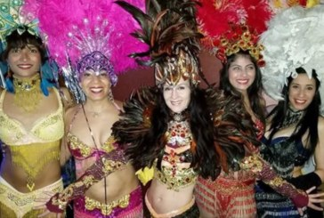 The 2015 Brazilian Carnaval took place at Shooters on the Water