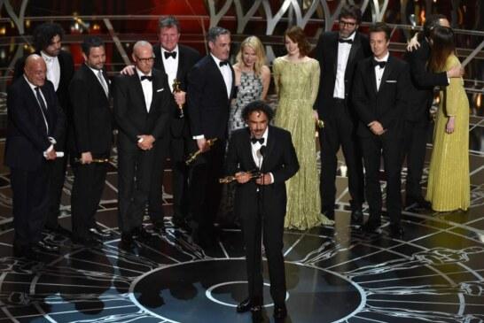 Iñárritu y su 'Birdman' dan a México el mando en Hollywood