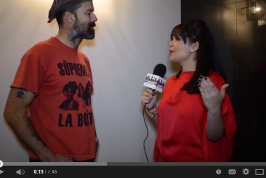 Jarabe De Palo and Son Gitano Interview by Bruna Alvis Pinto
