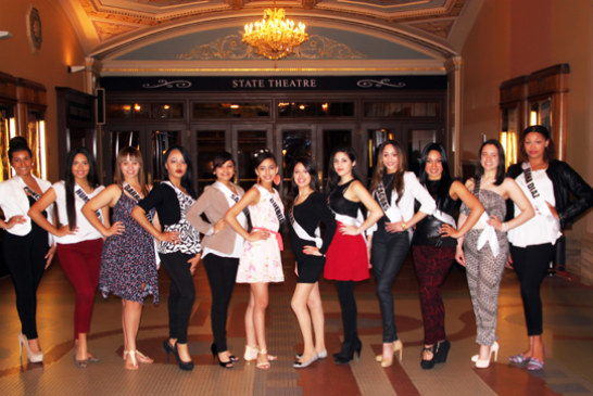 Miss Puerto Rico Image visita Playhouse Square
