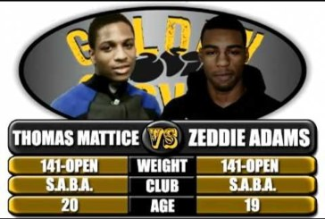 Cleveland Golden Gloves semi-finals get underway this Friday
