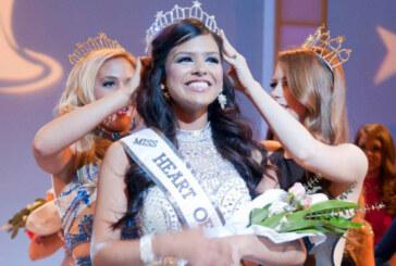 Nuestras Latinas siguen brillando y nuevamente Francheska Torres pone nuestro nombre en alto