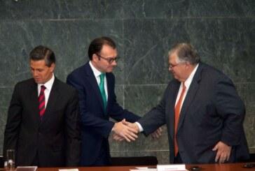"""Videgaray echará mano de """"guardadito"""" del Banxico: 31 mil 499 mdp"""
