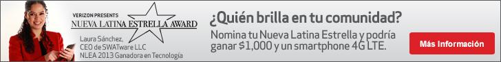 Nueva Latina Estrella Award 2015