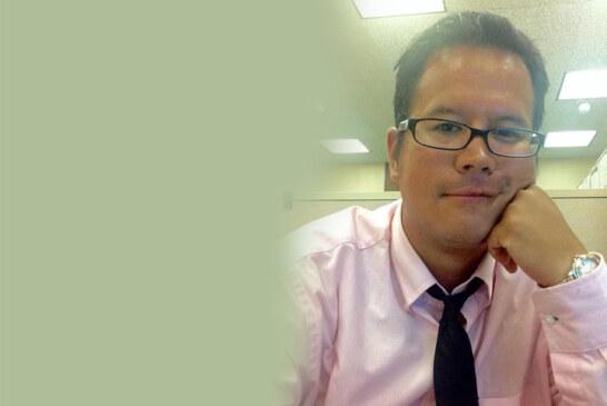 """Entrevista a Hernán Gálvez, nuevo editor general de Vocero Latino: """"Creo en las cosas claras. Detesto las medias tintas. O es blanco o es negro"""""""