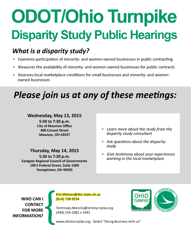 Maumee_Youngstown_Public Meetings