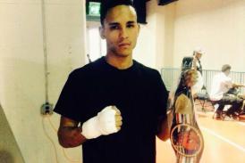Nelson Santana becomes Cleveland Golden Gloves Champion