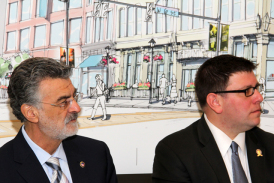"City of Cleveland Department of Economic Development to Lead ""Lunch Mob"" Initiative on East 6th Street"