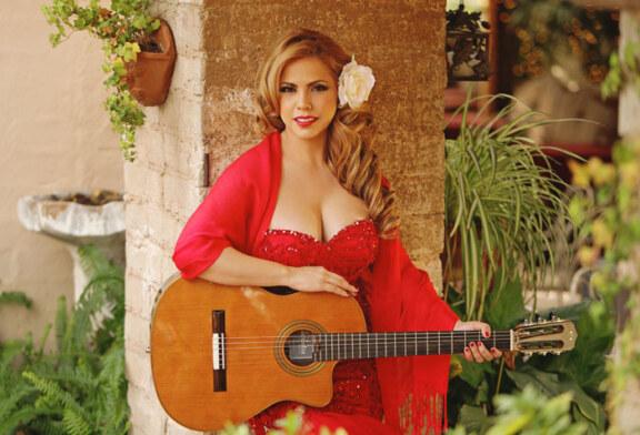 Erika Vidrio tumba muros en la música regional mexicana