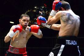 Antonio Nieves fighting on National TV Saturday
