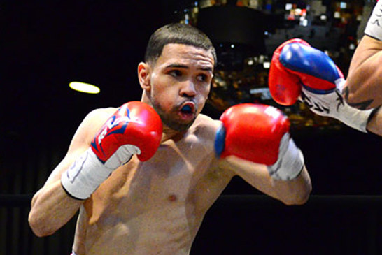 Nieves returns home still undefeated