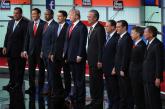 Trump domina debate entre los precandidatos republicanos