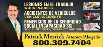 Patrick P Merrick