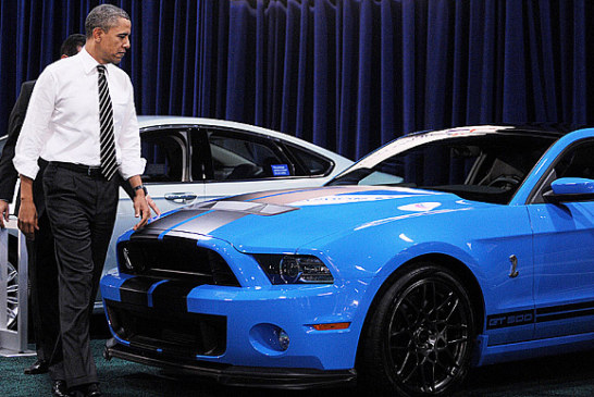Obama le da un empuje a la tecnología de conducción autónoma