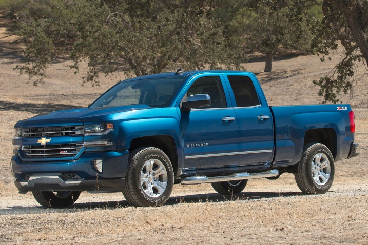 2016 Silverado Extended Cab | Autos Post