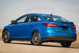 Prueba de manejo Ford Focus SE del 2016