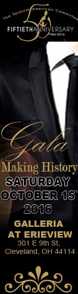 SAC 50 Anniversary Gala Event