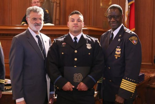 Semi-Annual Cleveland Police Awards Ceremony