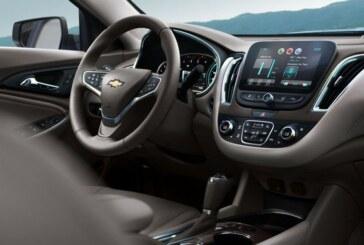 Prueba de manejo, Chevrolet Malibu del 2016