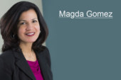 Magda Gómez is Cuyahoga Community College's new Director of Diversity & Inclusion