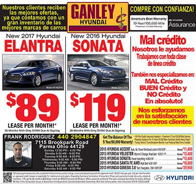 Ganley Hyundai Parma