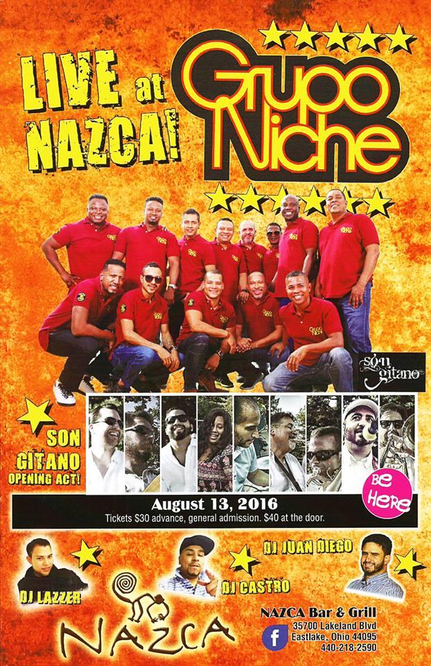 Grupo Niche Cleveland