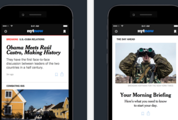 EL PERIODICO LIBERAL, THE NEW YORK TIMES SE DESPIDE DE SU APP