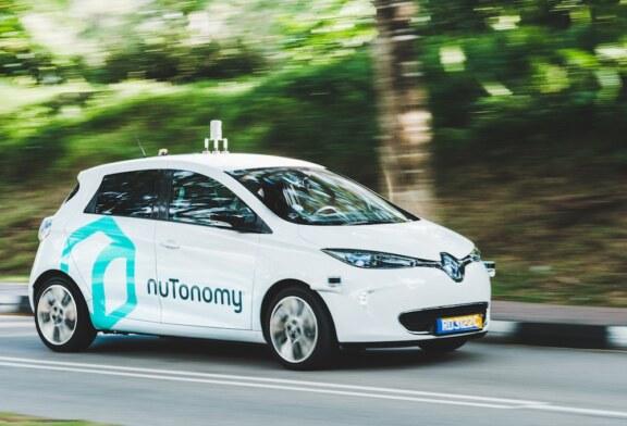 El primer taxi autónomo del mundo ya está en las calles de Singapur