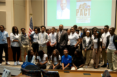 Doctor's story resonates with Cleveland Metropolitan School students