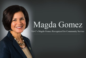 Tri-C's Magda Gomez Recognized for Community Service