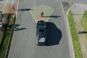 Un nuevo sistema de Ford predice el movimiento de un peatón para evitar accidentes