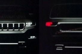 Fiat-Chrysler esta pensando en descontinuar el Jeep Grand Wagoneer