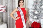 ¡Miss Teen U.S Latina, Natalia López durante las fiestas navideñas!